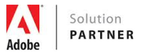 adobe solution partner logo