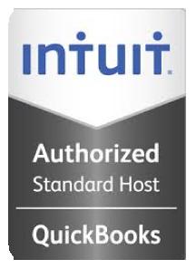 intuit authorized host logo