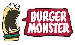 Burger Monster logo