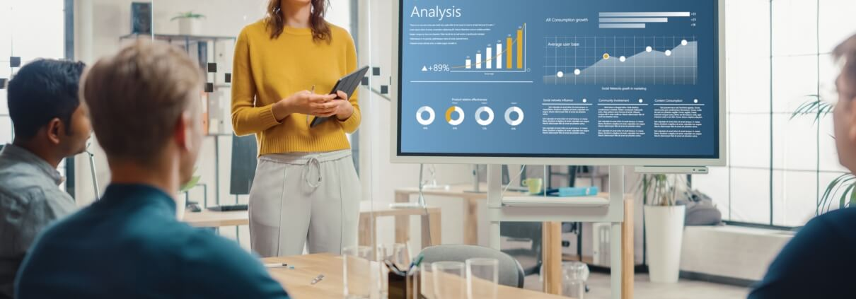 Analysis in business - Complete Controller