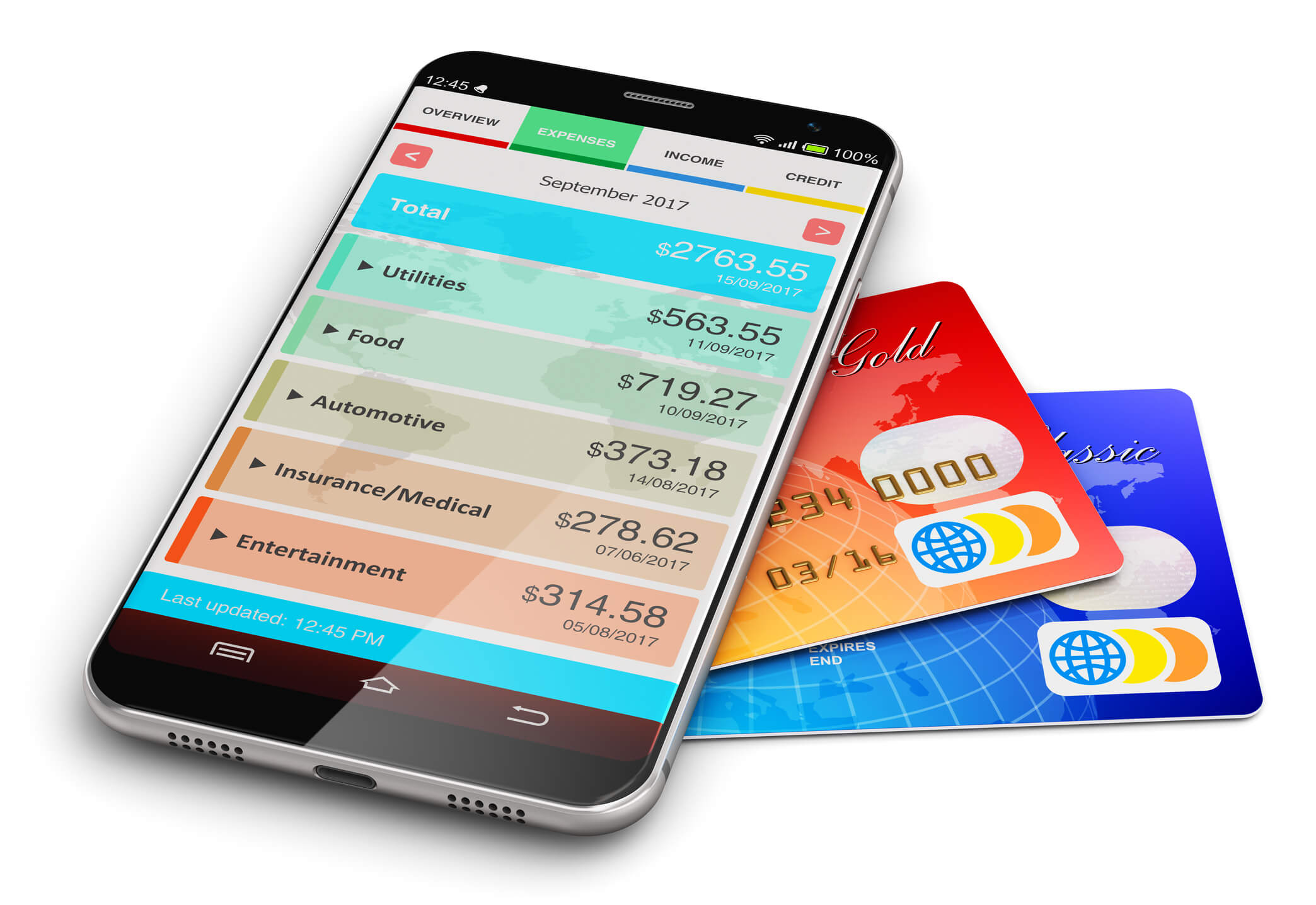 Budgeting Apps - Complete Controller