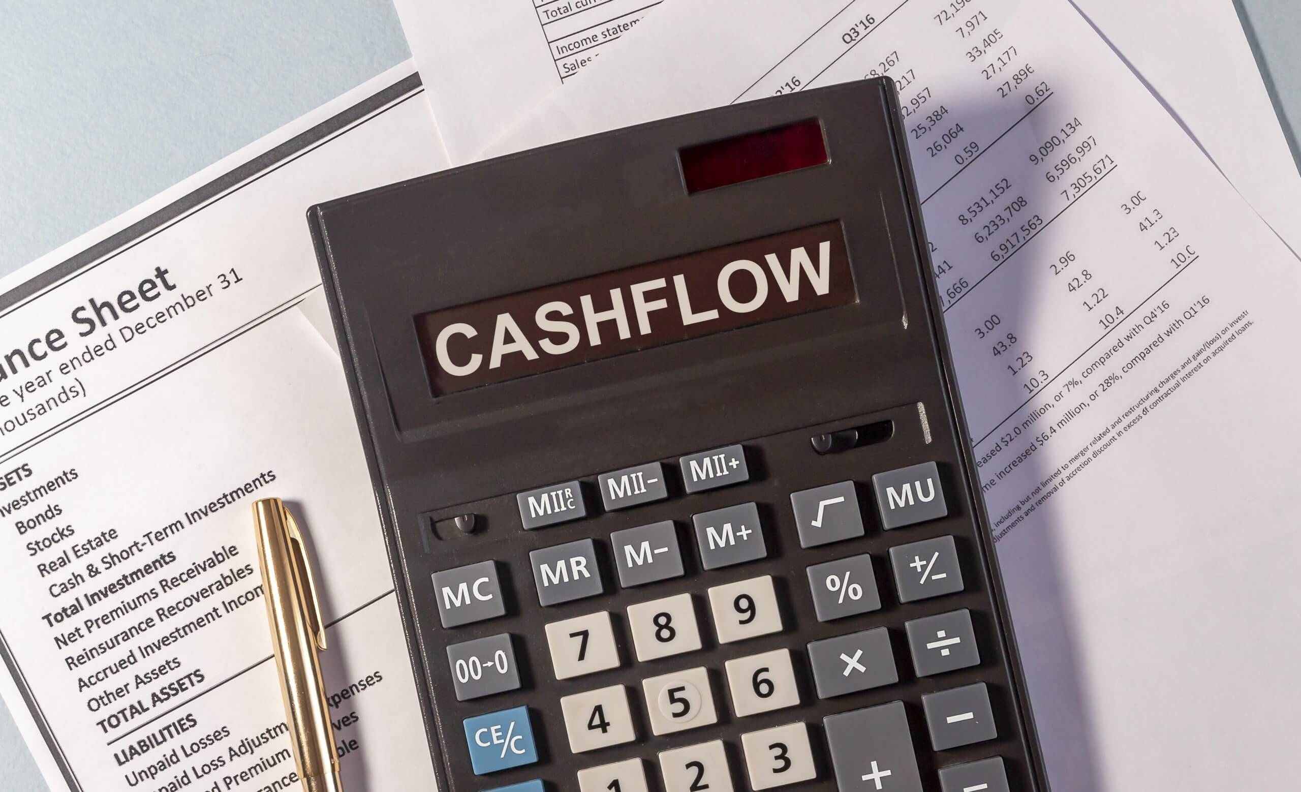 Cash Flow Statement - Complete Controller