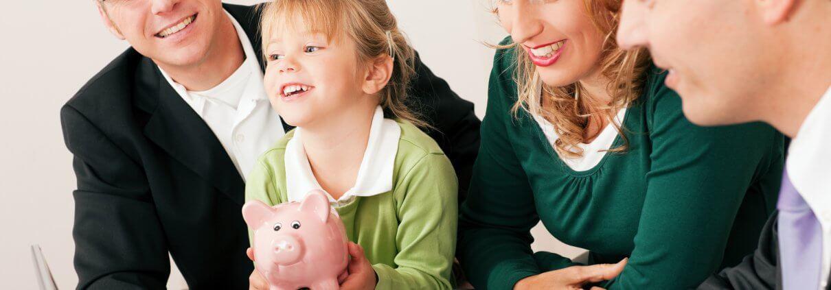Children Financial Planning - Complete Controller