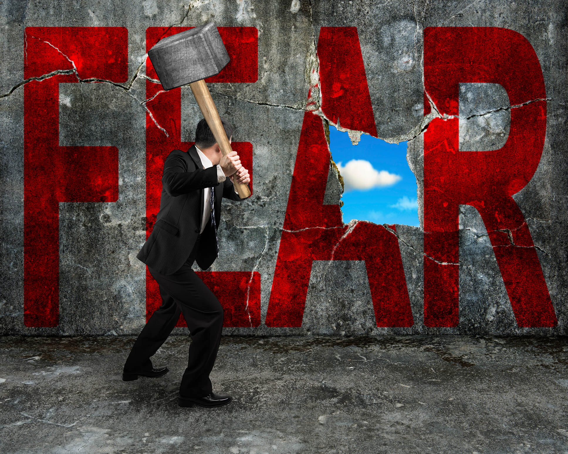 How to Conquer Your Fear of Starting a Business