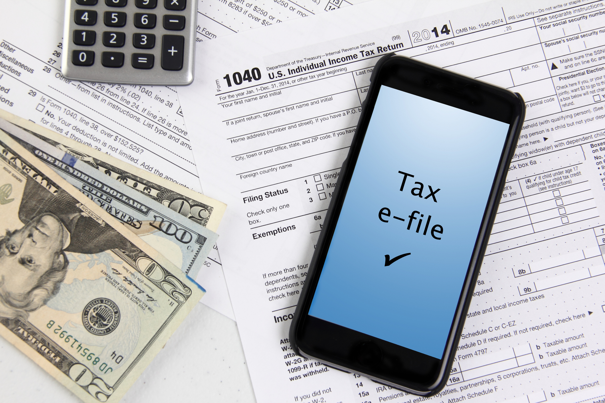 Fast Tax Filing - Complete Controller