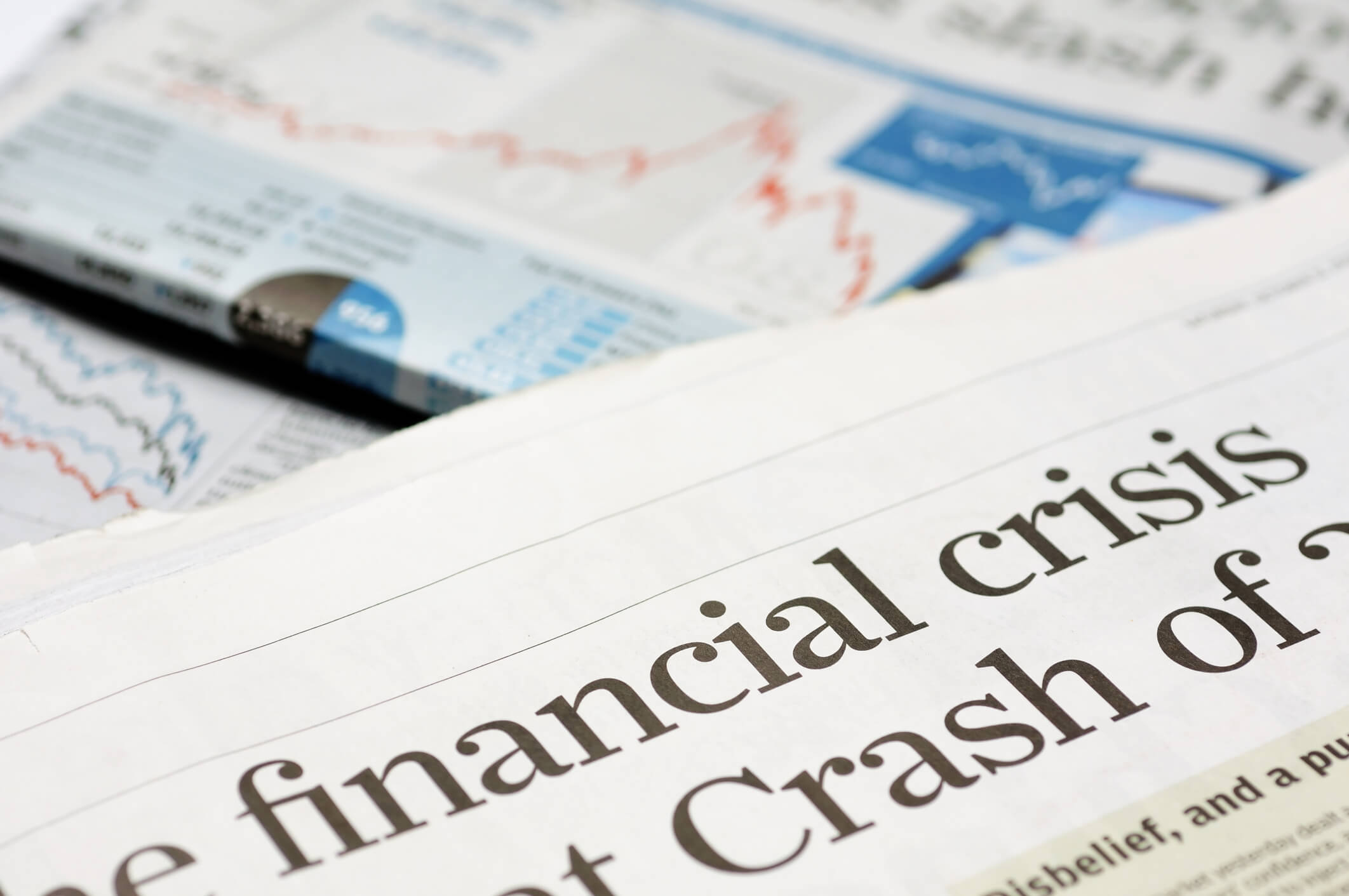 Financial Crisis - Complete Controller