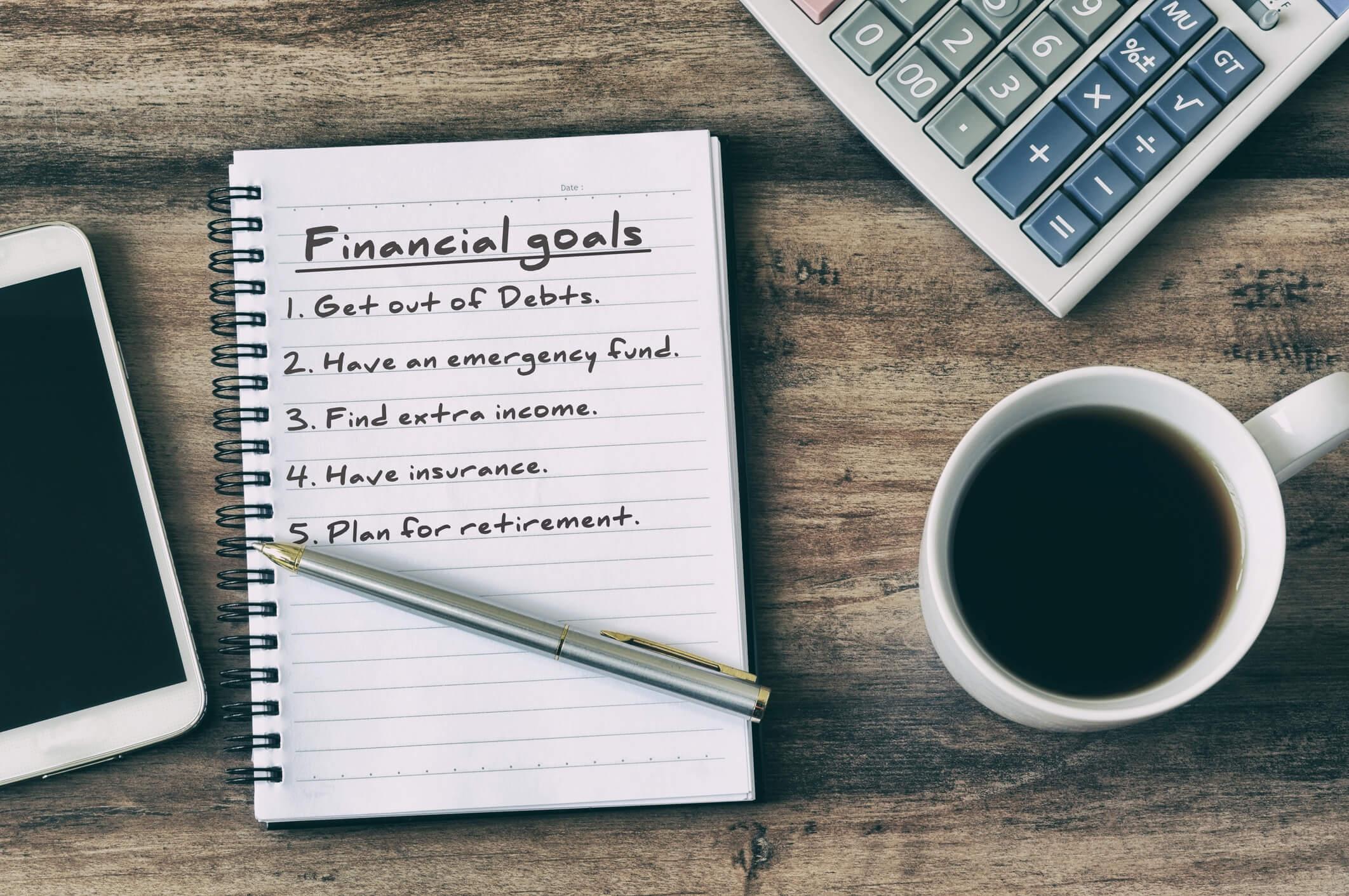 Financial Goals - Complete Controller