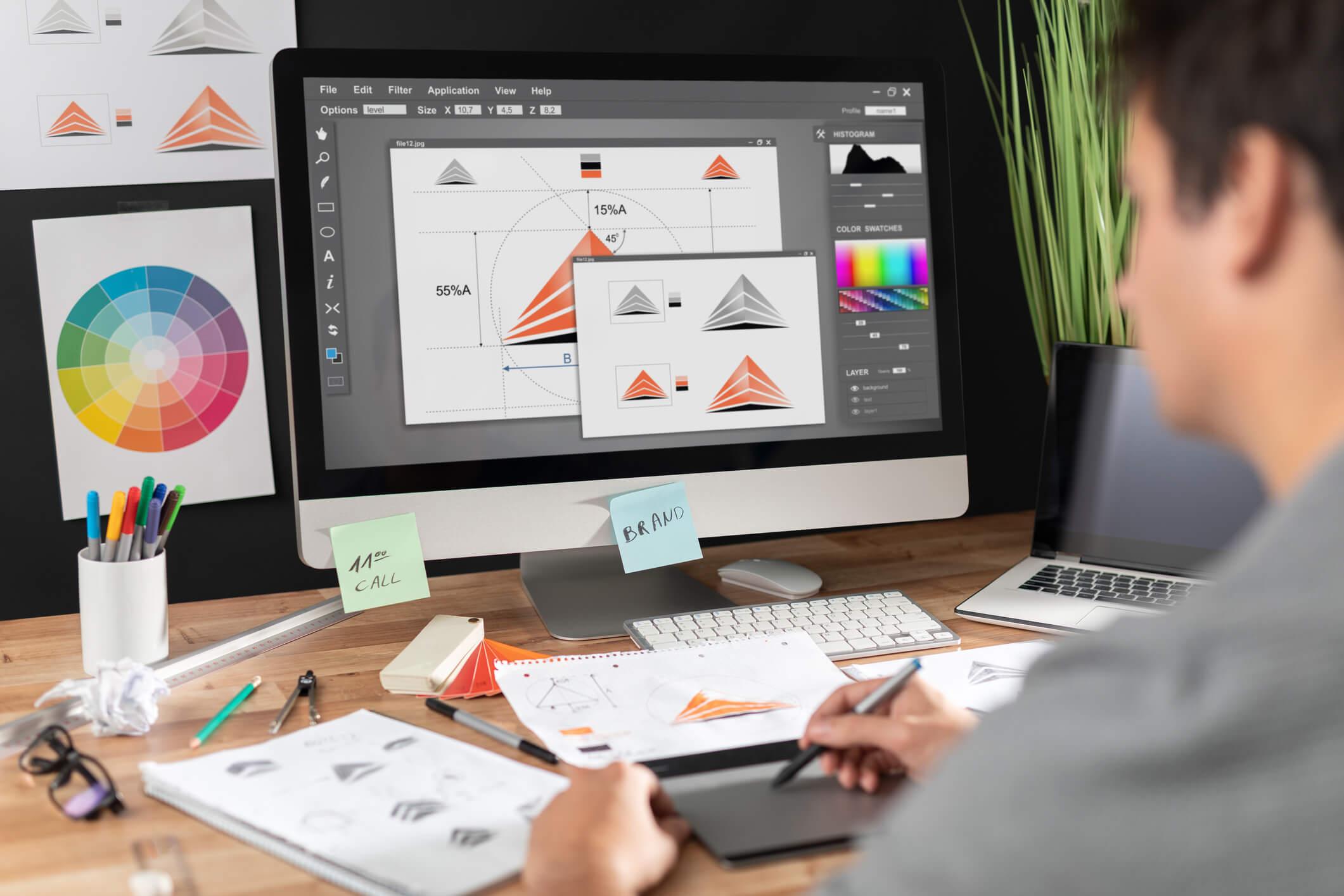 Graphic Designer - Complete Controller