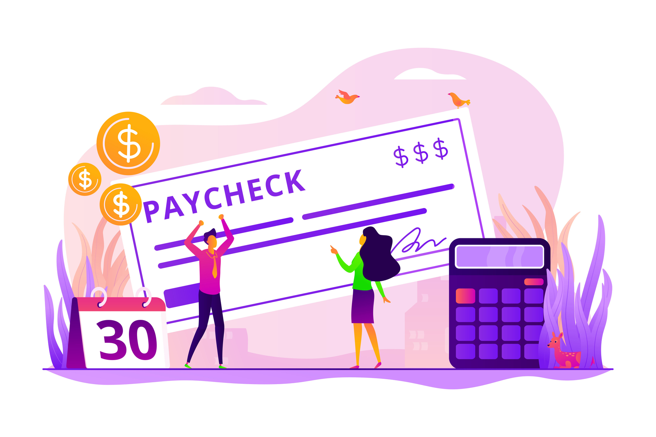 Paycheck Saving - Complete Controller