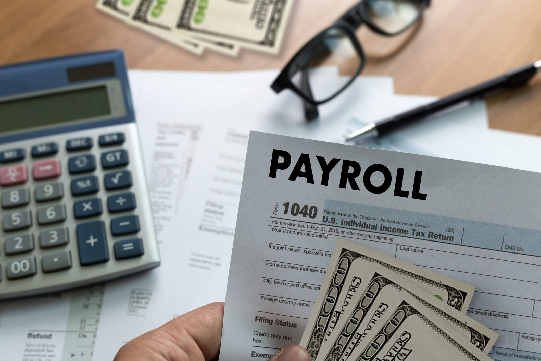 Payroll - Complete Controller