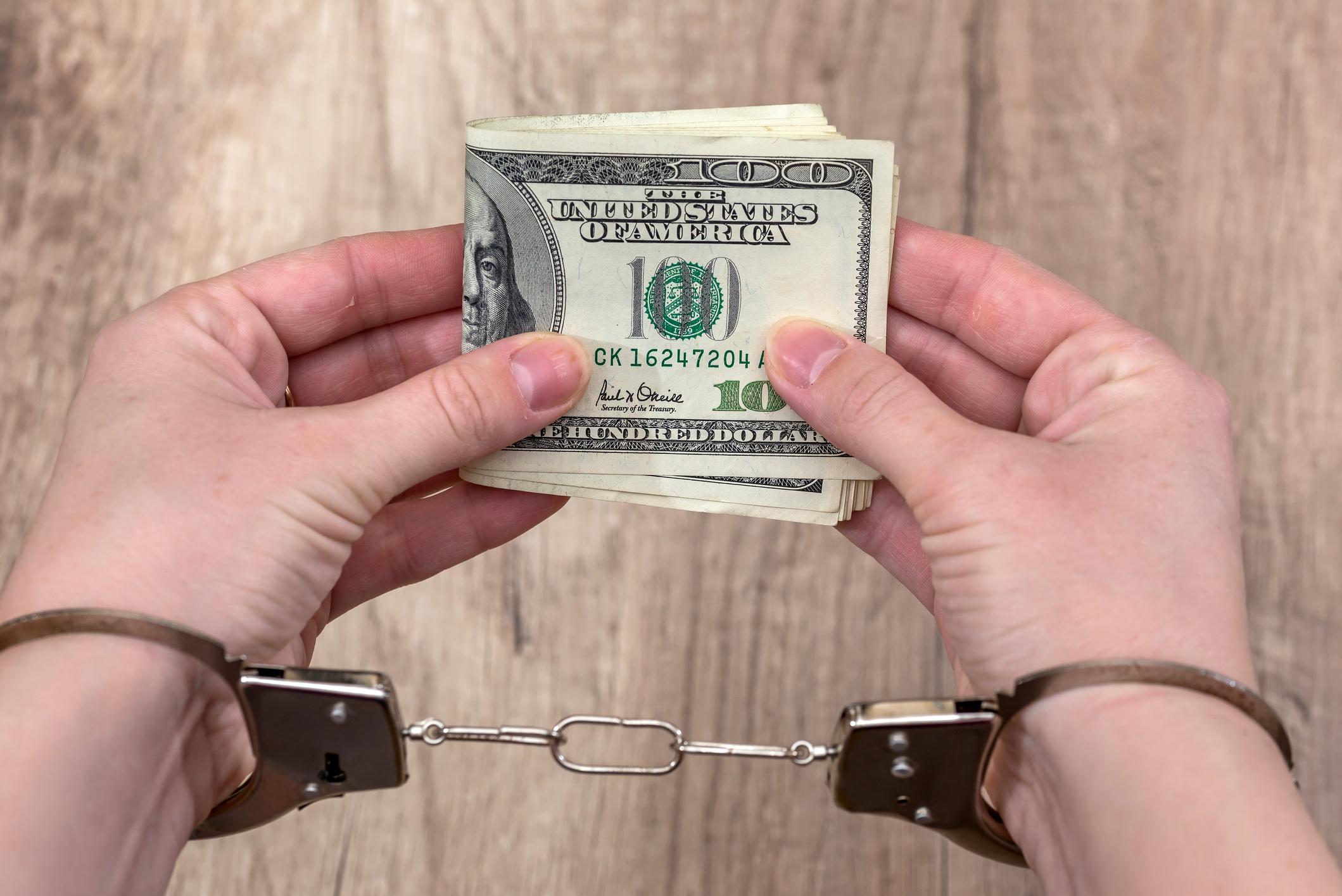 Embezzlement - Complete Controller
