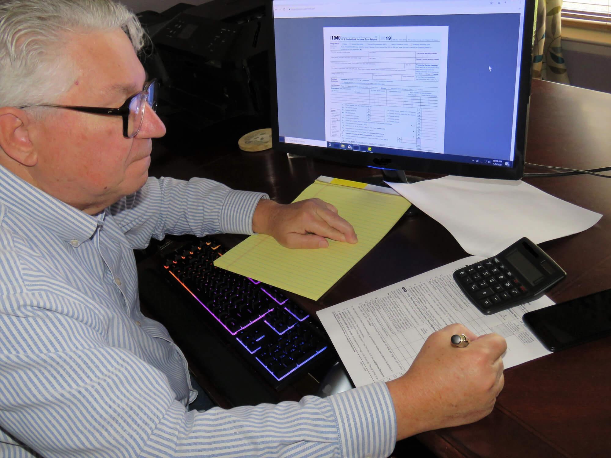 Professional Tax Preparer - Complete Controller