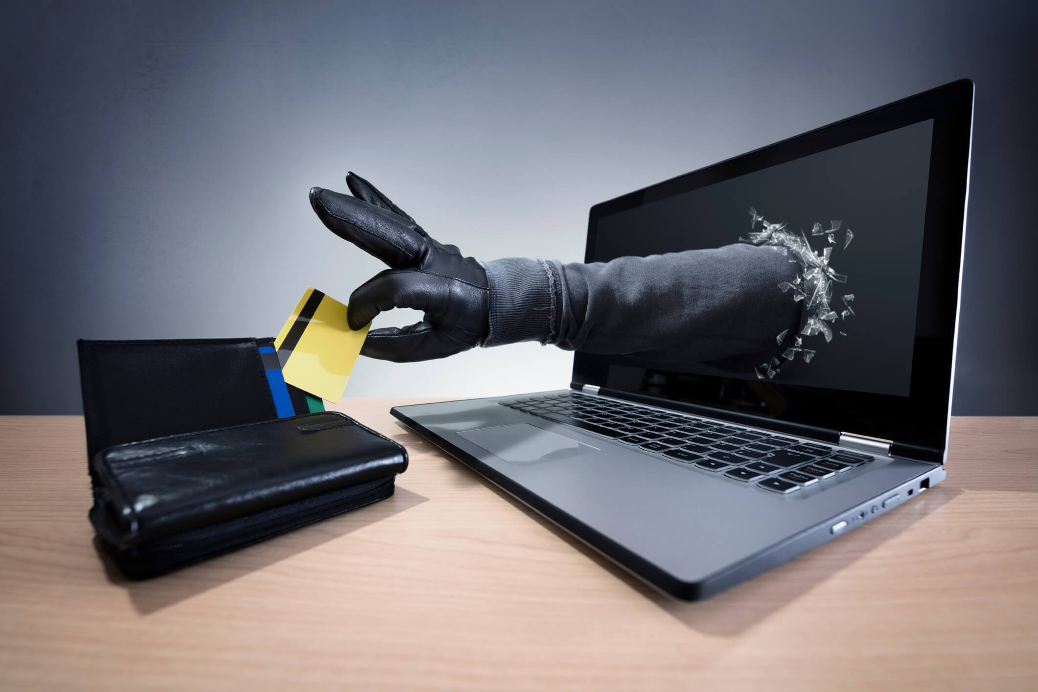 Protecting Your Financial Information - Complete Controller