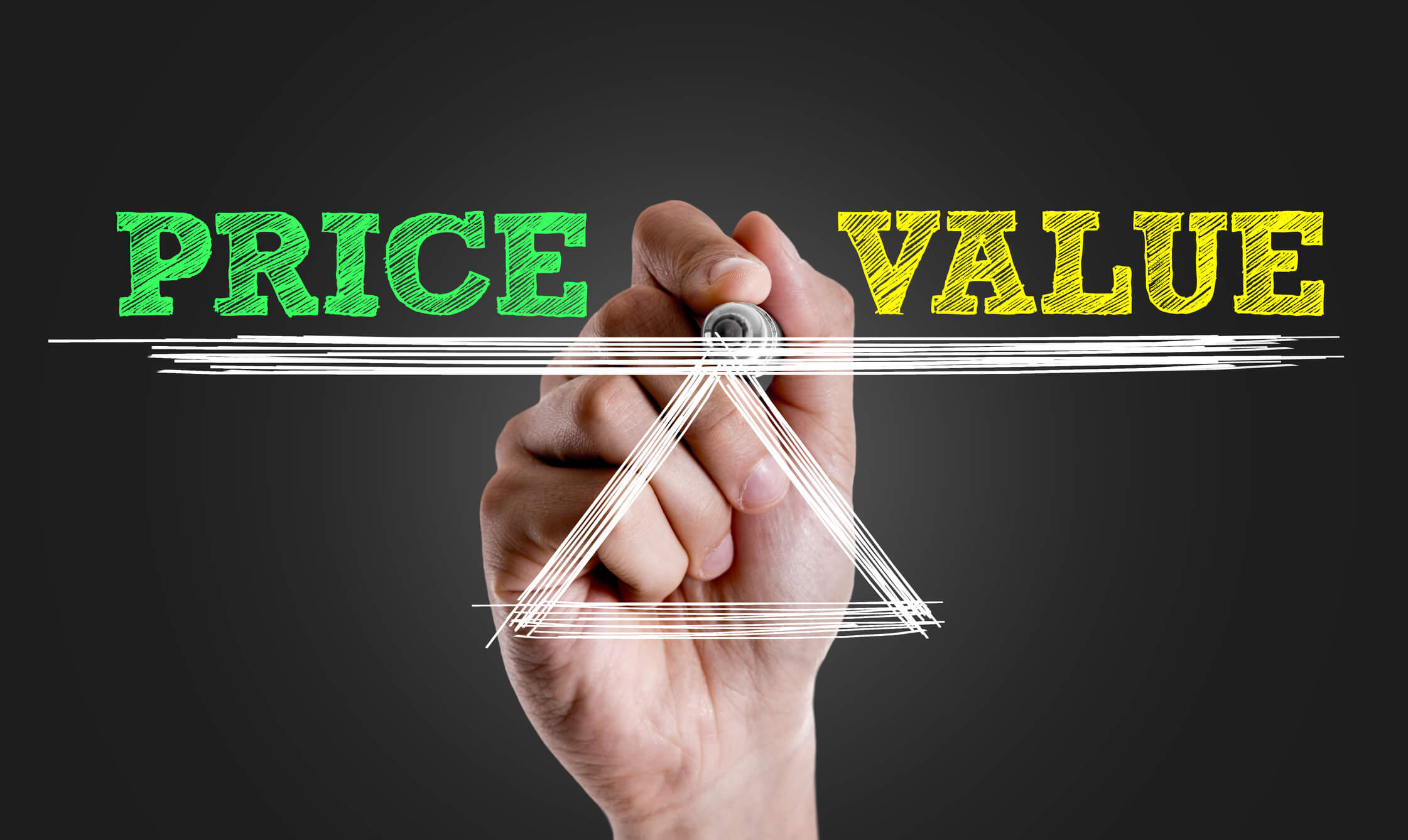 Determining Quality in Comparison to Price