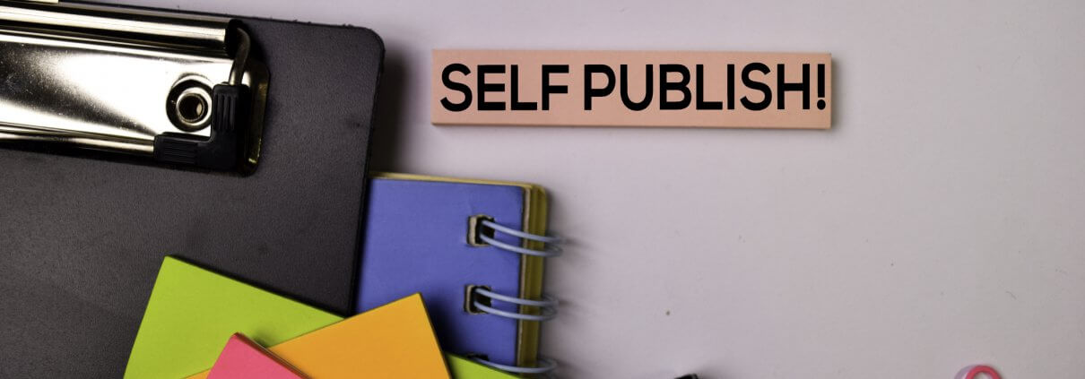 Self-Publish Your Book - Complete Controller