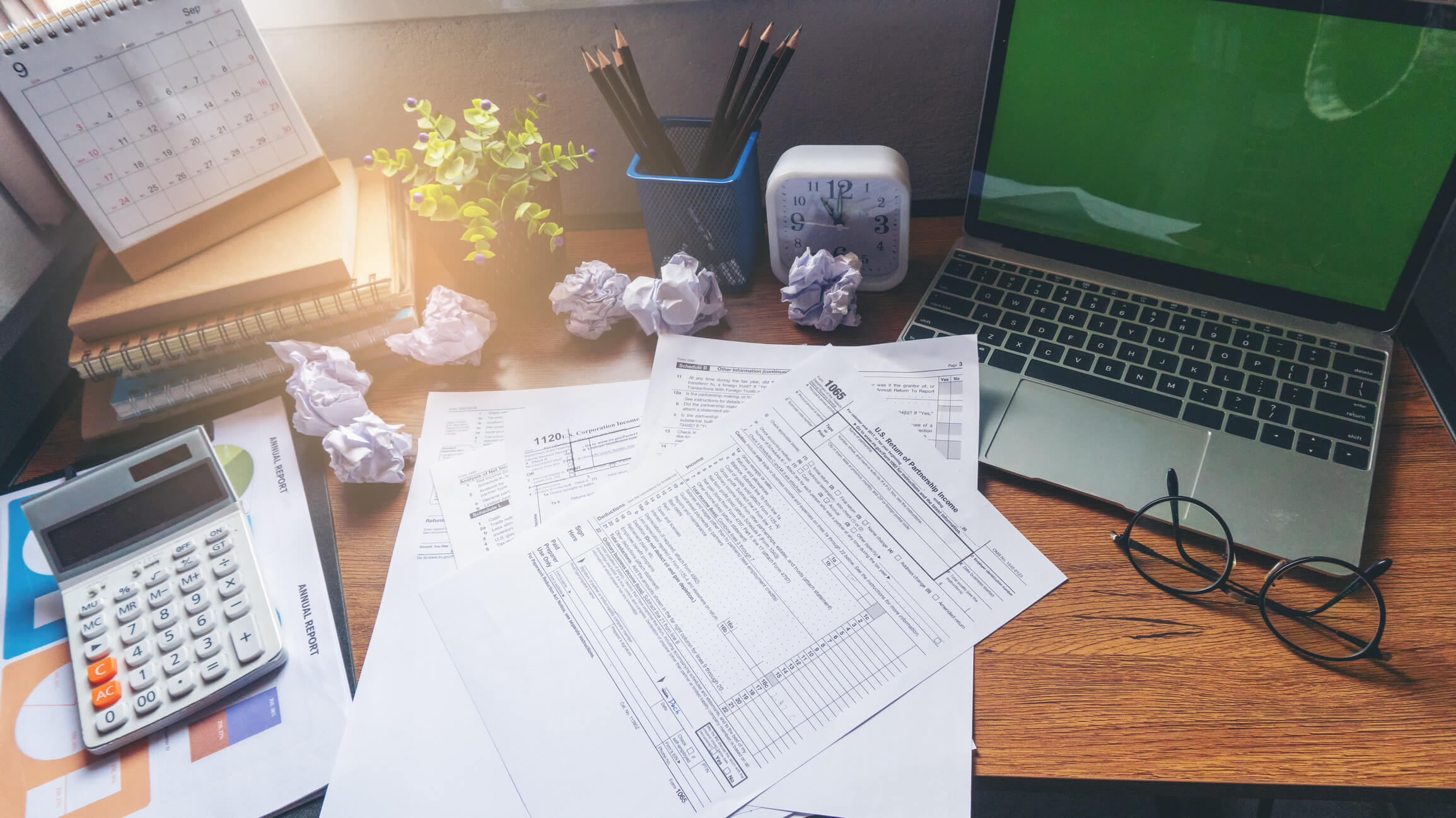 Tax Accounting - Complete Controller