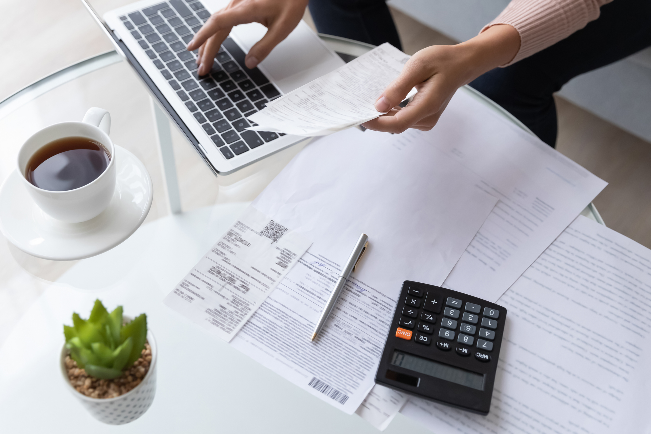 Overhead Expenses - Complete Controller