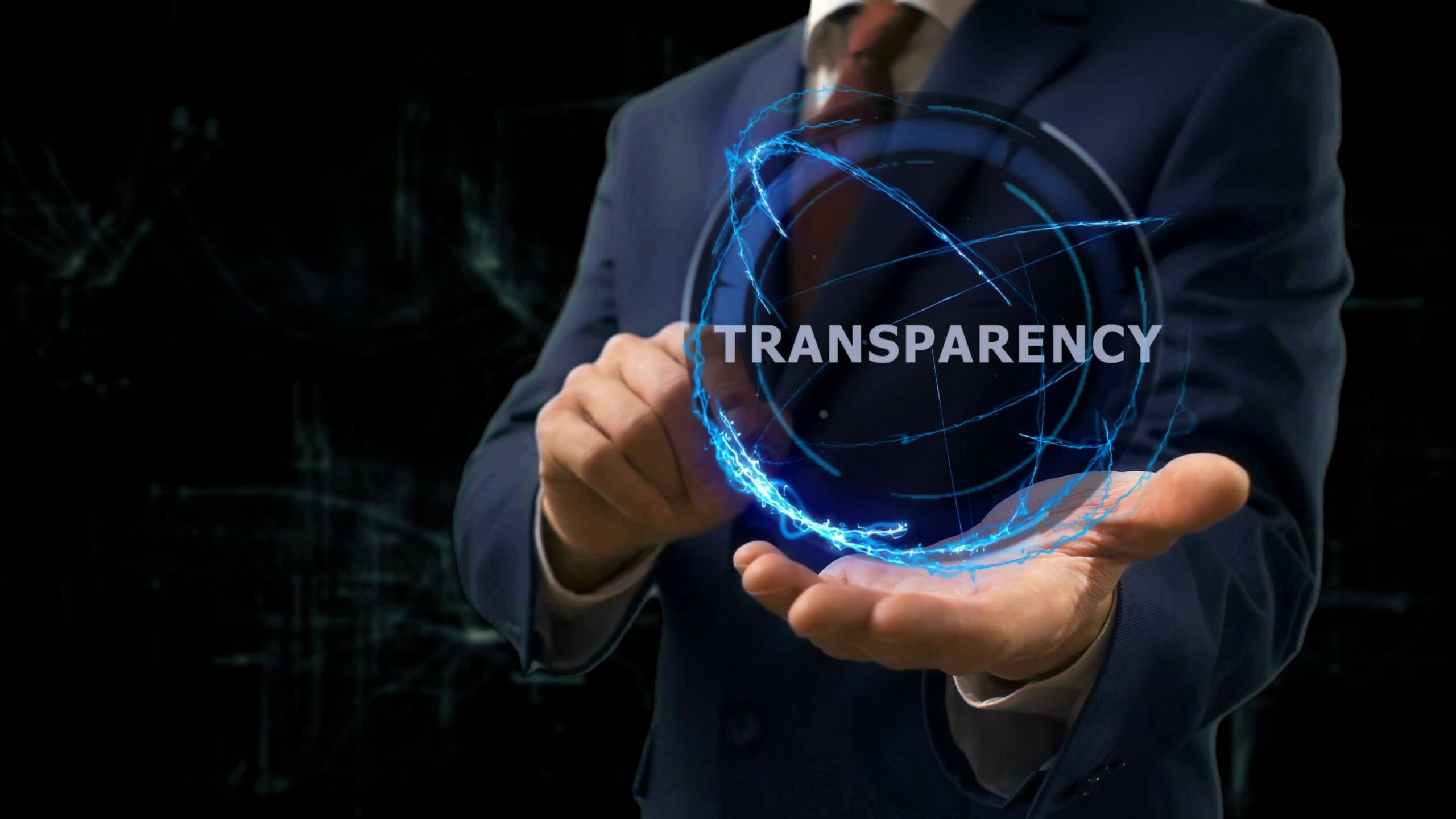 Transparency in Business - Complete Controller