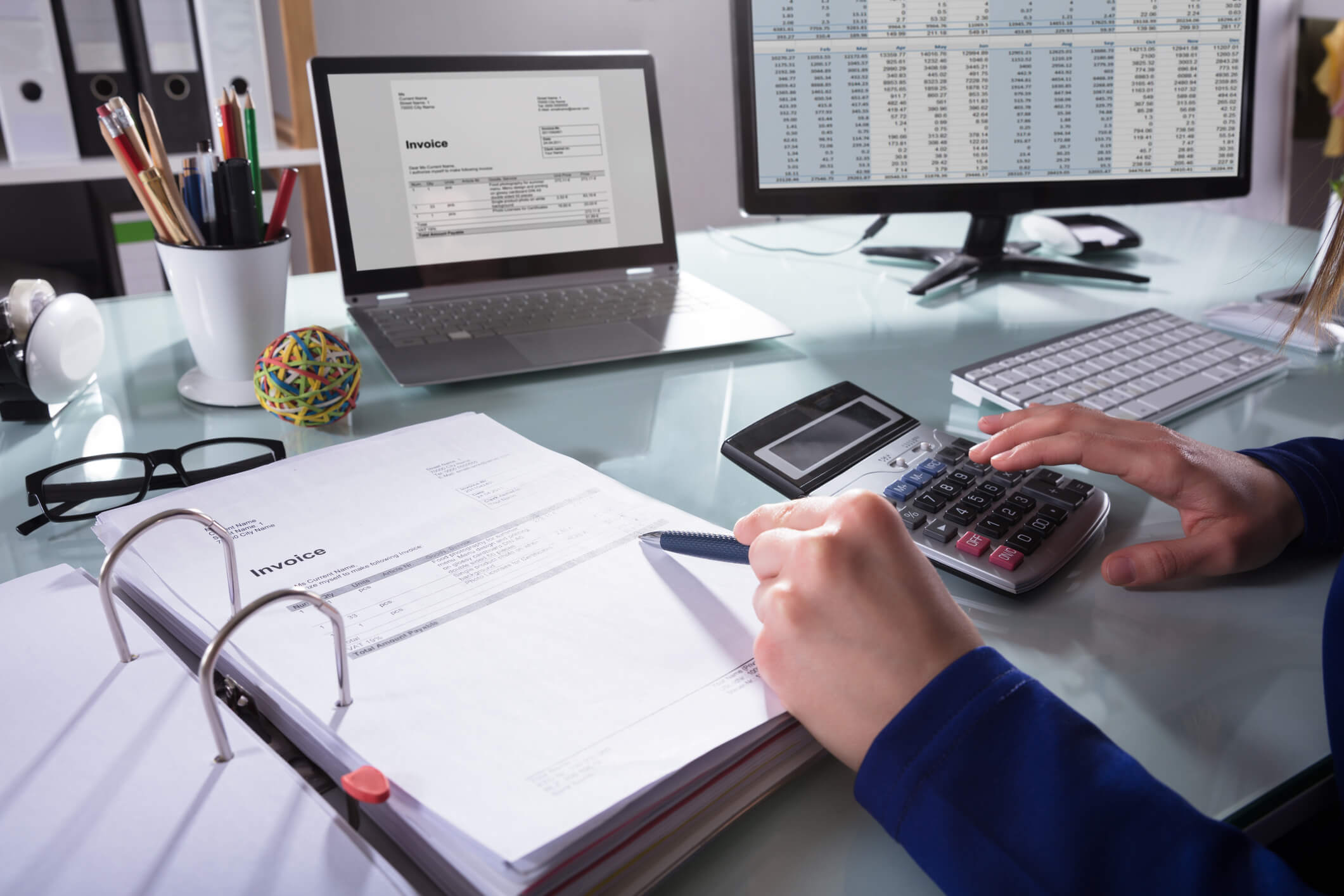 accounting software - Complete Controller