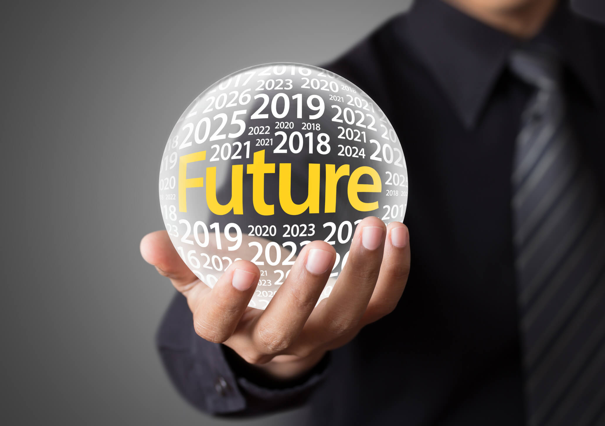 crystal ball business future - Complete Controller