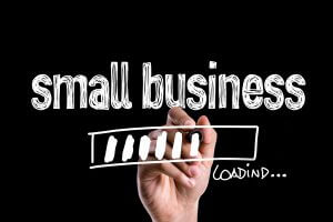 Small Business loading