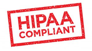 HIPAA Compliance Icon Medical Graphic