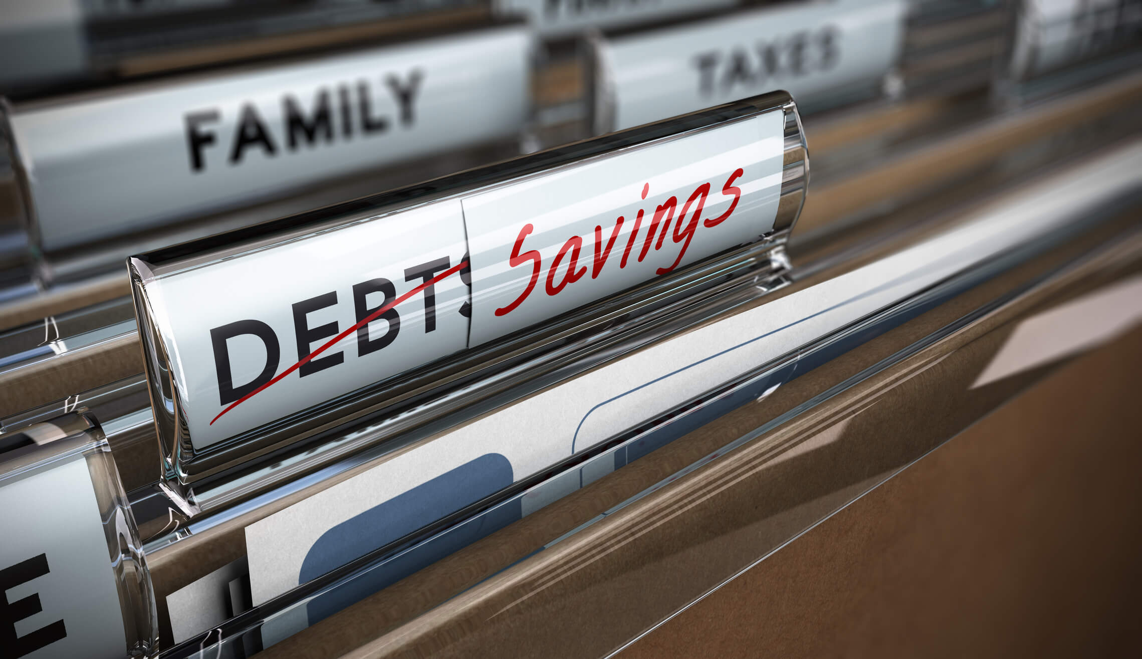 saving or paying off debt - Complete Controller