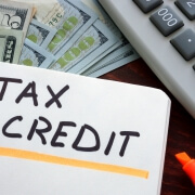 tax credits - Complete Controller